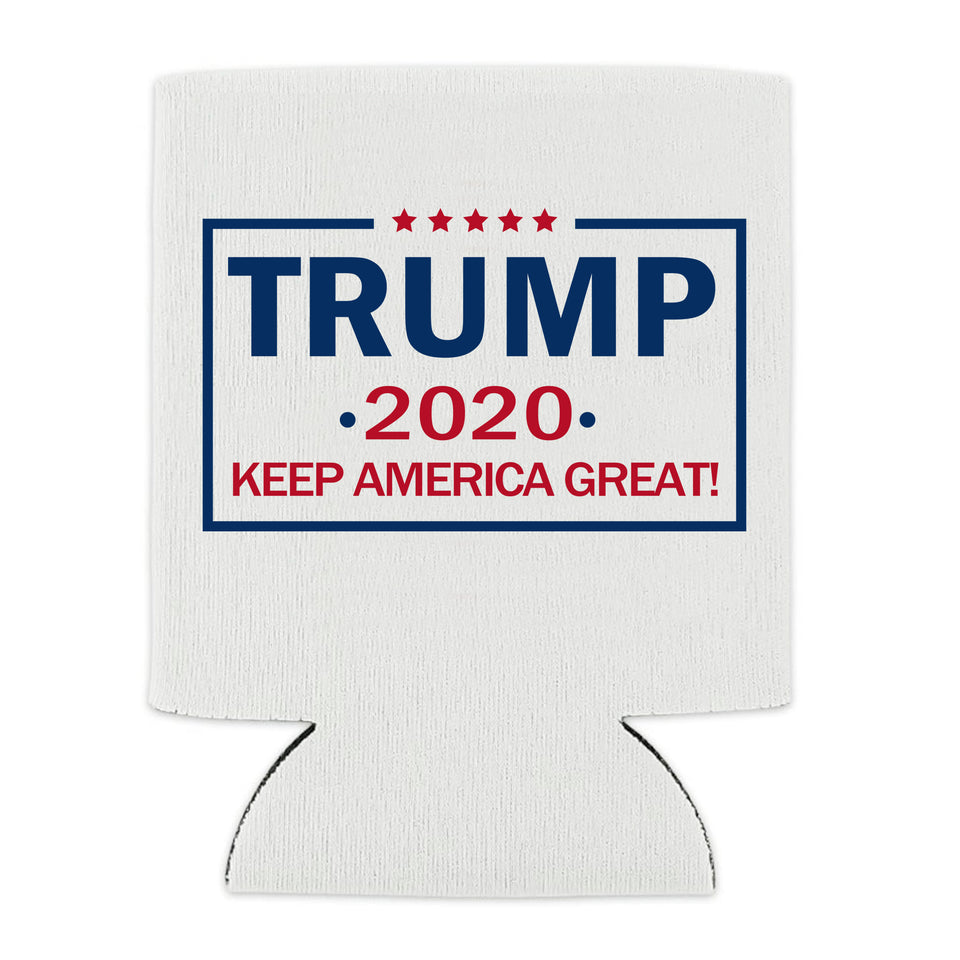 Trump 2020 Can Cooler Set