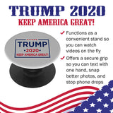 Trump 2020 Collapsible Cell Phone Grip