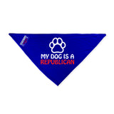 My Dog is a Republican Dog Bandana Sale