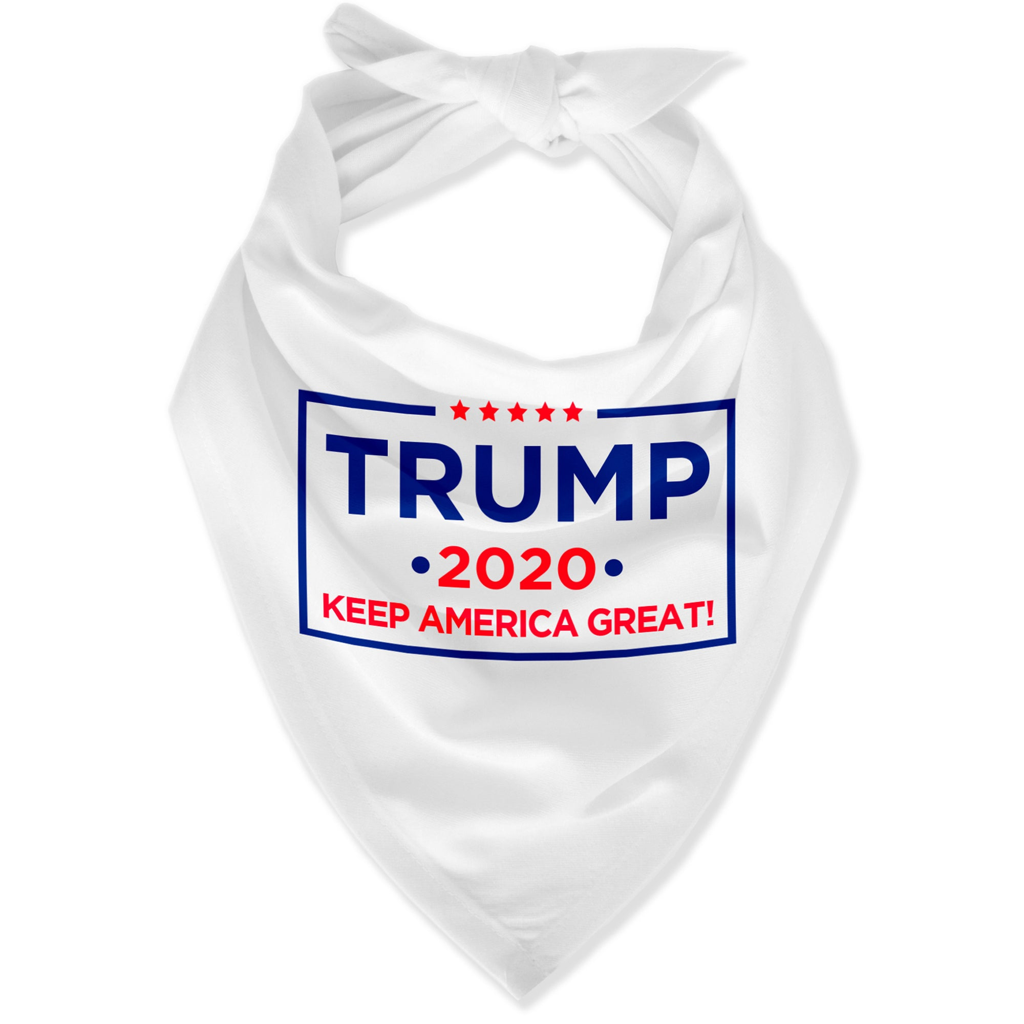 Trump Dog Bandana Sale