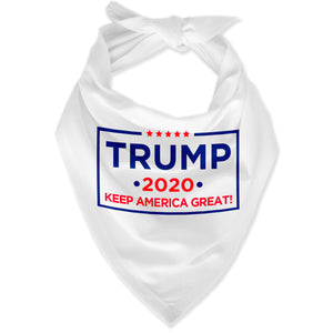 Trump 2020 Dog Bandana Sale