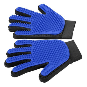 Dog Brush Glove Deshedding