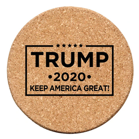 Trump 2020 Coaster Set