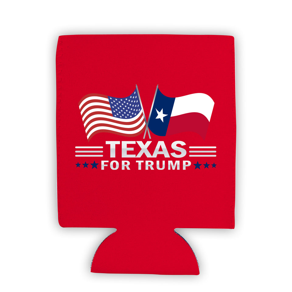 Texas For Trump Limited Edition Can Cooler