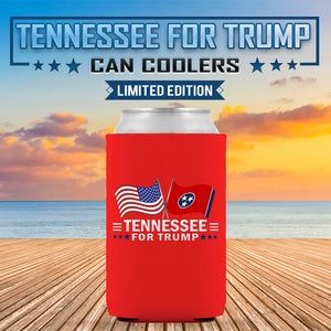 Tennessee For Trump Limited Edition Can Cooler