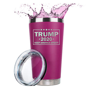 Trump 2020 Keep America Great Tumbler 20oz