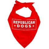 Republican Dogs Bandana