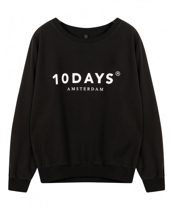 10DAYS Amsterdam unisex bestbasics THE SWEATER