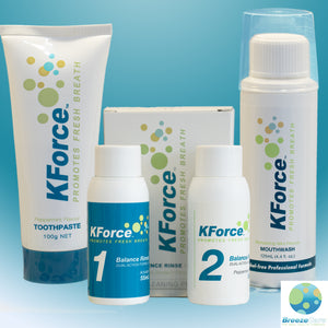 KForce - Bad Breath Kit