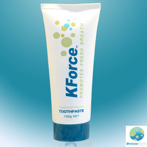 KForce Toothpaste