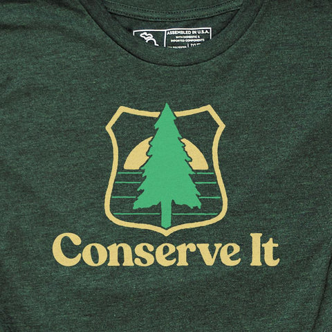 CONSERVE IT (UNISEX)