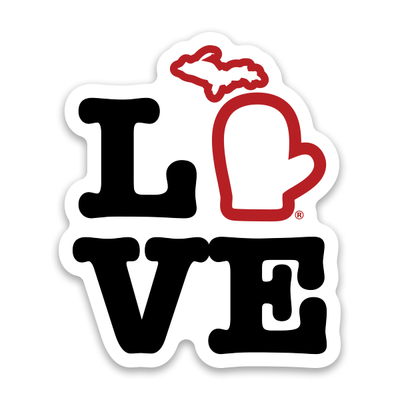 LOVE TMS STICKER
