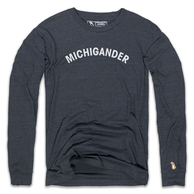 MICHIGANDER LONG SLEEVE (UNISEX)