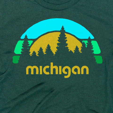 MICHIGAN OUTDOORS (UNISEX)
