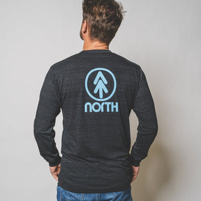 UP NORTH LONG SLEEVE (UNISEX)
