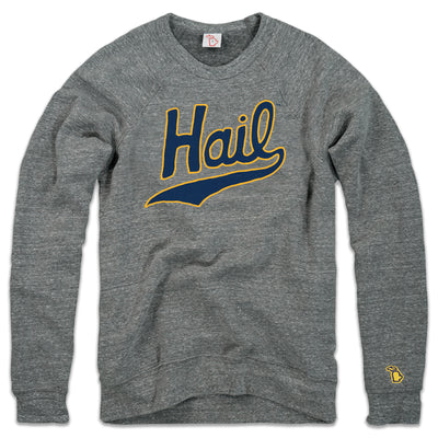 UofM - HAIL 2 FLEECE SWEATSHIRT (UNISEX)