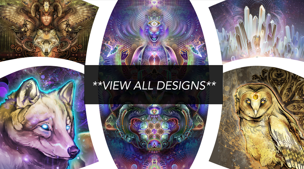 Third Eye Tapestries Full Collection