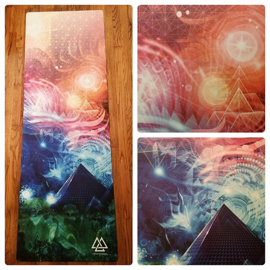 Divine Moments Yoga Mat