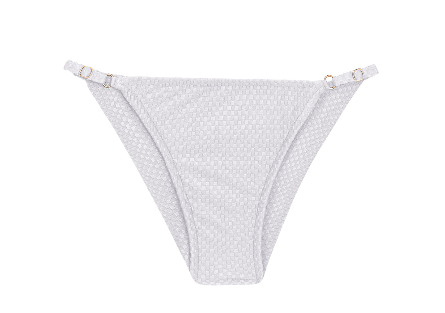 Bottom Cloque Branco Cheeky