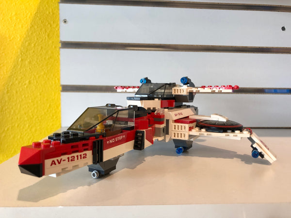 Avenjet Space Mission - Used LEGO Set 76049