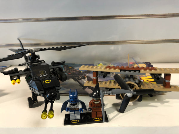 The Batcopter: Chase for the Scarecrow - Used LEGO Set 7786