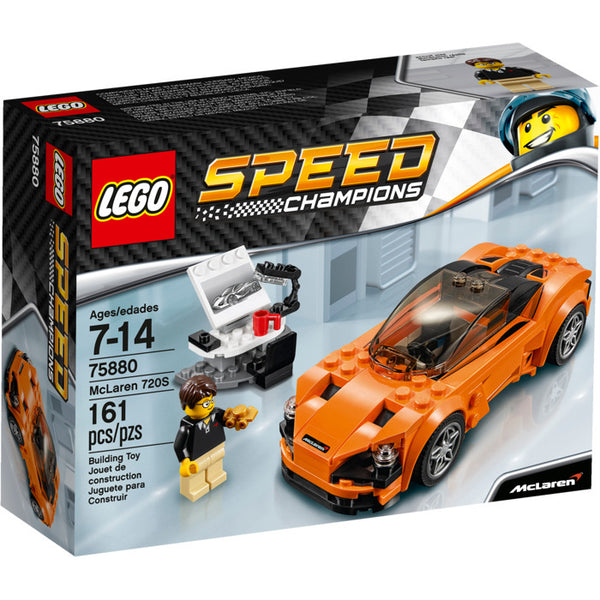 75880 Speed Champions McLaren 720S - New sealed in box