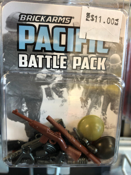 Pacific Battle Pack - Brickarms