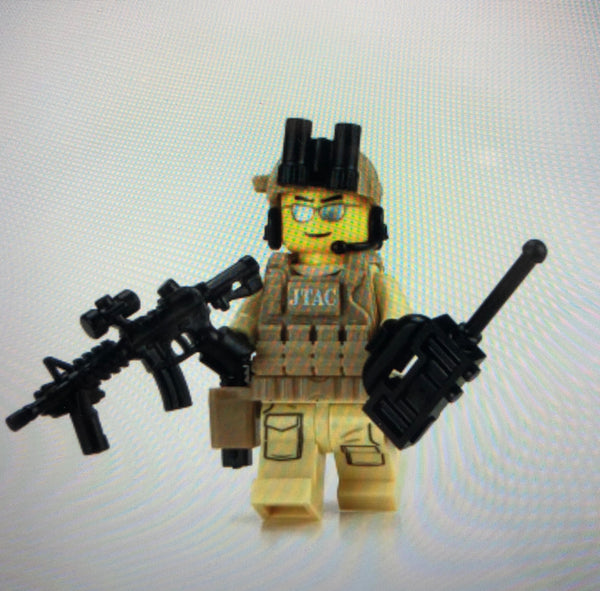 JTAC Air Force Special Forces Value - Battle Brick Customs