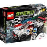 75873 Speed Champions Audi R8 LMS ultra - New sealed in box