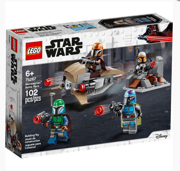 75267 Mandalorian Battle Pack - New in Box