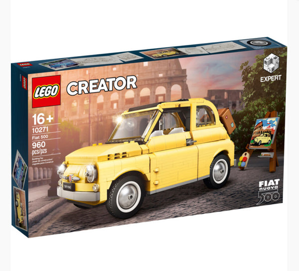 10271 Fiat 500 - New sealed in box