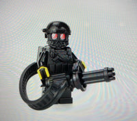 Heavy Gunner - Battle Brick Customs(will ship with new stock)