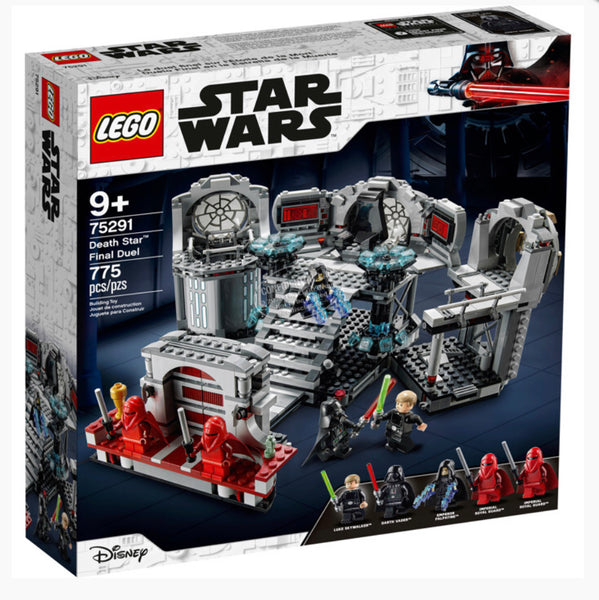 75291 Death Star Final Duel - New in Box