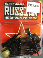 Russian Weapons Pack - Brickarms