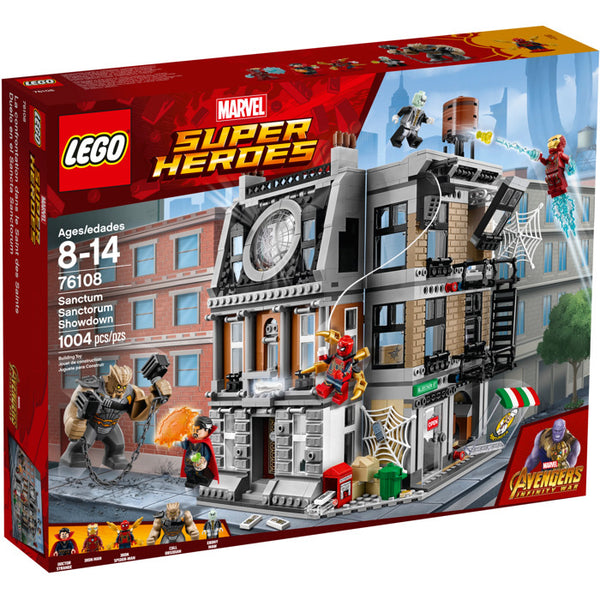 76108 Sanctum Sanctorum Showdown - New in box set
