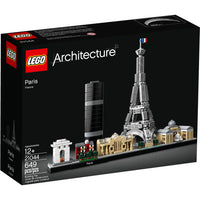 21044 Architecture Paris - New sealed in box