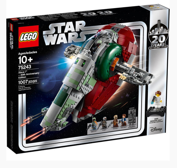 75243 Slave 1  20th Anniversary - New LEGO Set