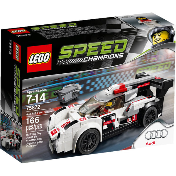 75872 Speed Champions Audi R18 e-tron quattro - New sealed in box