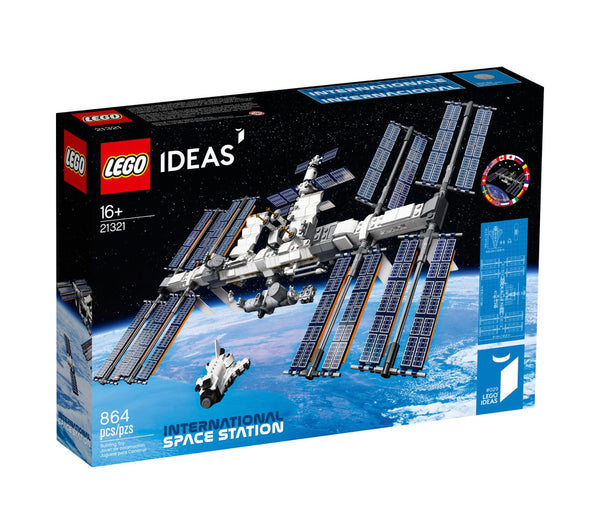 21321  International Space Station - New sealed in box