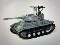 US Army Chaffee Tank (ship with new stock in aprox 1 week)- Battle Brick Customs