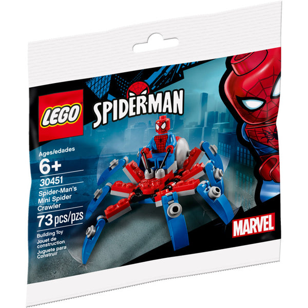 30451 Mini-Spyder Crawler - New sealed set