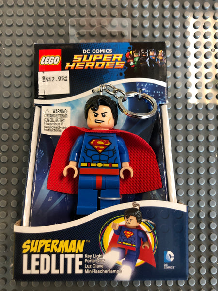 Superman Flashlight - New sealed in box