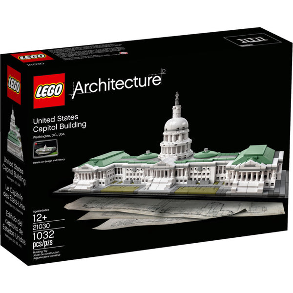 21030 Architecture US Capital Building - New sealed in box