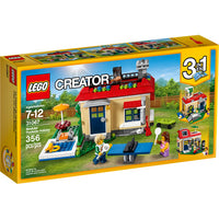 31067 Creator Modular Poolside Holiday - New sealed in box