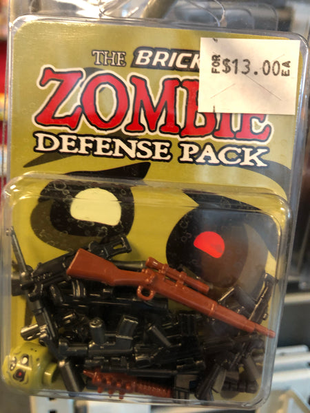 Zombie Defense Pack - Brickarms