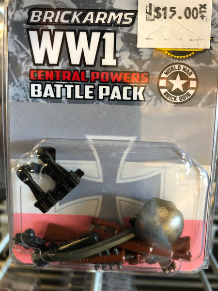 WWI Central Powers Battle Pack - Brickarms