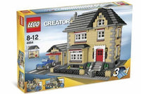 4954 Creator Town House - New sealed bags in box