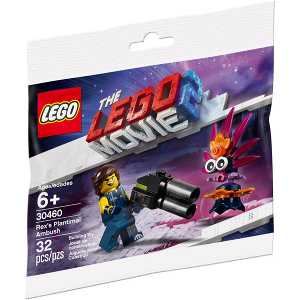 30460 Lego Movie Rex's Plantimal Ambush - New sealed set