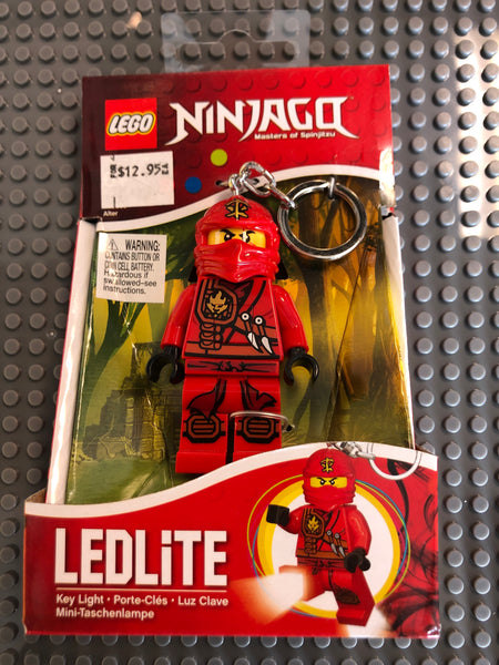 Ninjago Kai Flashlight - New sealed in box