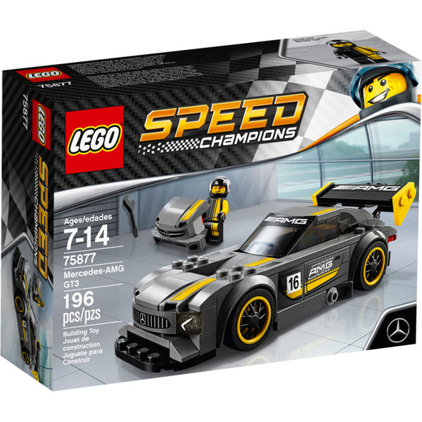75877 Speed Champions Mercedes-AMG GT3 - New sealed in box